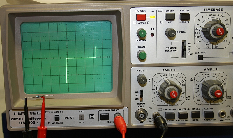 The BIG Tektronix 576 Curve Tracer page